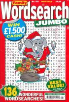 Family Wordsearch Jumbo magazine subscription