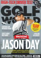 Golf World magazine subscription