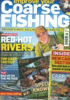 Improve Your Coarse Fishing magazine subscription