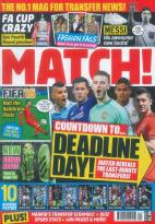 Match magazine subscription
