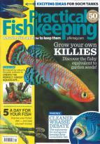 Practical Fishkeeping magazine subscription