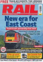 Rail magazine subscription