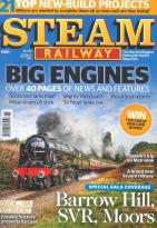 Steam Railway magazine subscription