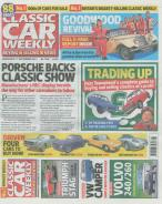 Classic Car Weekly magazine subscription