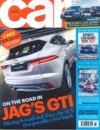 Car magazine subscription