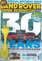 Land Rover Owner magazine subscription