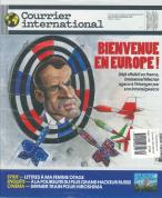 Courrier International magazine subscription