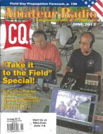 Cq Amateur Radio magazine subscription