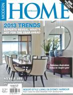 Modern Home magazine subscription