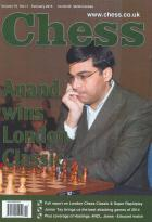 Chess magazine subscription