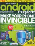 Android magazine subscription