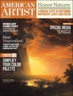 American Artist magazine subscription