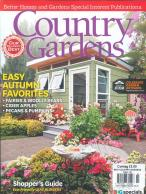 Country Gardens magazine subscription