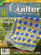 The Quilter - USA magazine subscription