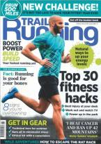 Trail Running magazine subscription