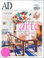 Architectural Digest Spanish magazine subscription