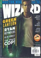 Wizard magazine subscription