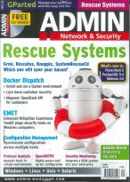 Admin magazine subscription