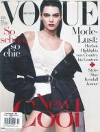 Vogue Deutsch magazine subscription