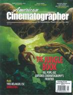 American Cinematographer magazine subscription