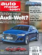 Auto Motor und Sport magazine subscription