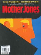 Mother Jones magazine subscription