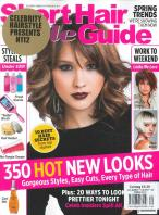 Celebrity Hairstyle Presents magazine subscription