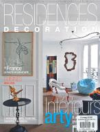 Residences Decoration magazine subscription