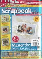 Australian Scrapbook Ideas magazine subscription