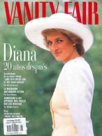 Vanity Fair Spanish magazine subscription