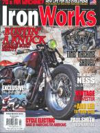 Ironworks magazine subscription