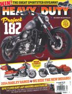 Heavy Duty magazine subscription