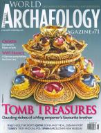 Current World Archaeology magazine subscription