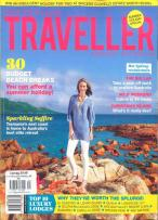 Australian Traveller magazine subscription