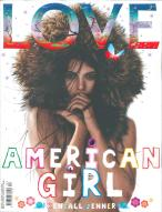Love magazine subscription