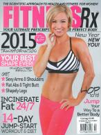 Fitness Rx For Women magazine subscription