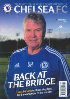 Chelsea FC magazine subscription