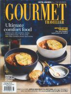 Australian Gourmet Traveller magazine subscription