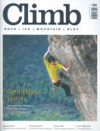 Climb magazine subscription