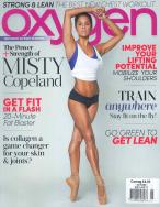 Oxygen magazine subscription