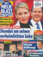 Das Neue Blatt magazine subscription