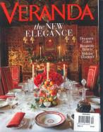 Veranda magazine subscription