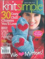 Knit Simple magazine subscription