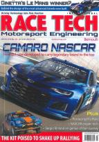 Race Tech magazine subscription