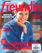 Freundin magazine subscription
