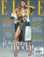 Elle Spanish magazine subscription