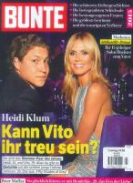 Bunte magazine subscription