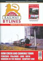 Railway Bylines magazine subscription