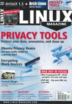 Linux magazine subscription