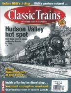 Classic Trains magazine subscription